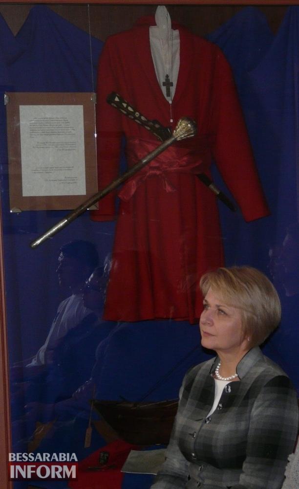 59e76090b46aa_P1140320 В Измаиле продемонстрировали подлинные образцы казацкого оружия