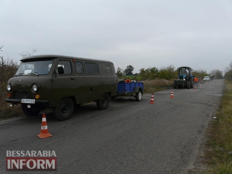 59f08bb772db1_P1140412 Дорожники ремонтируют дорогу на подъезде к самому крупному селу Измаильского района