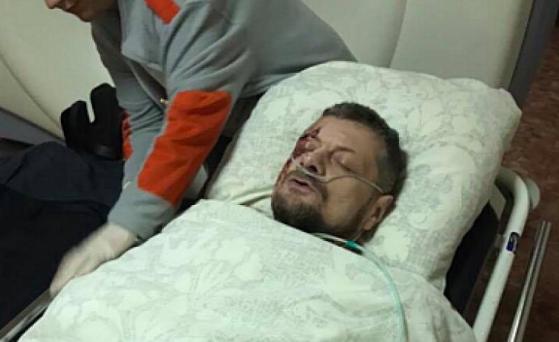 6_2 В Киеве в результате взрыва ранен нардеп Игорь Мосийчук, еще два человека погибли