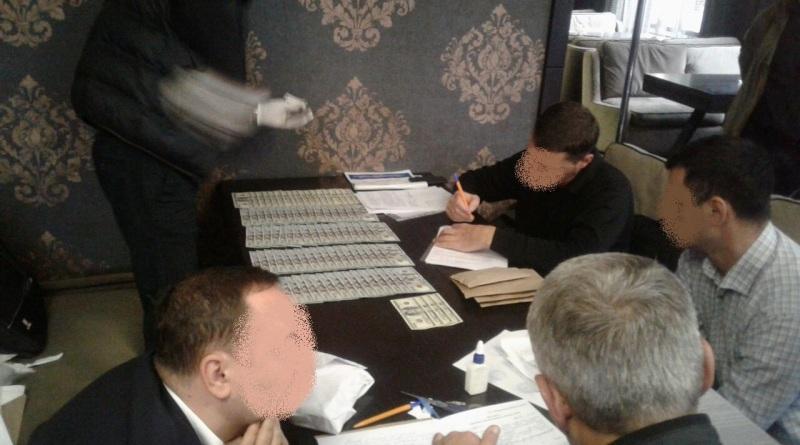 77710 СБУ и ГПУ задержали зама руководителя Измаильской местной прокуратуры и депутата облсовета
