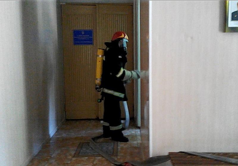 """Bezymyannyj Измаильский отдел полиции был экстренно """"эвакуирован"""" из собственного здания"""