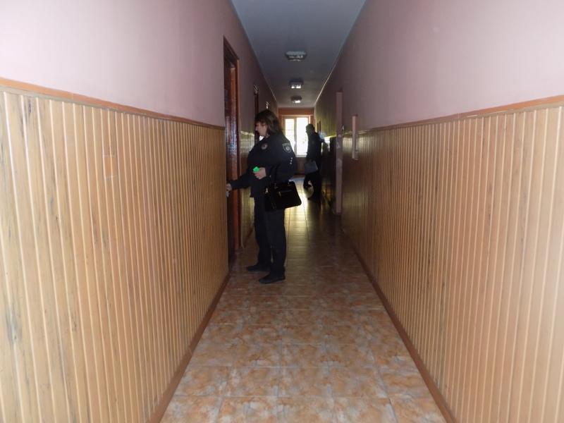 """DSCN0292 Измаильский отдел полиции был экстренно """"эвакуирован"""" из собственного здания"""