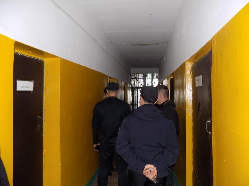 """DSCN0296 Измаильский отдел полиции был экстренно """"эвакуирован"""" из собственного здания"""