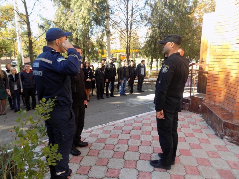 """DSCN0302 Измаильский отдел полиции был экстренно """"эвакуирован"""" из собственного здания"""