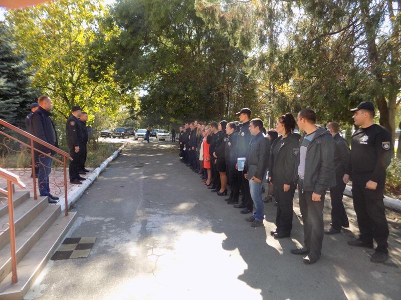 """DSCN0303 Измаильский отдел полиции был экстренно """"эвакуирован"""" из собственного здания"""
