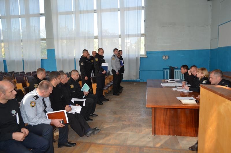 """Отчет Измаильской полиции за 9 месяцев: есть улучшения, но """"хромает"""" раскрываемость краж, грабежей и угонов"""