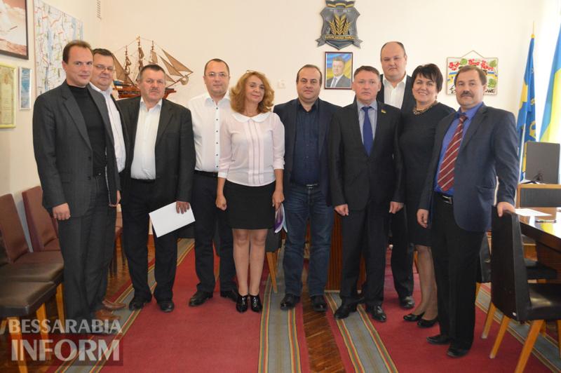 DSC_2568 В Килии представители власти шести районов юга Одесской области определили важные направления общего развития