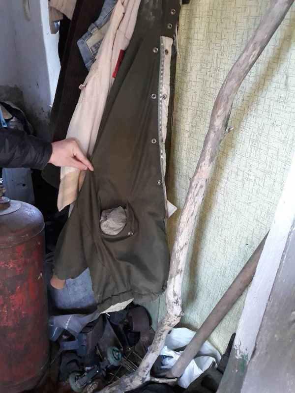 IMG-20171004-WA0026 При обыске в доме у жителя Измаильского района нашли солидный запас марихуаны