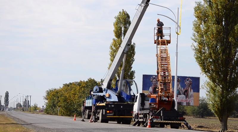 Под стать столице Придунавья: в Измаиле делают солидный въезд со стороны Одессы