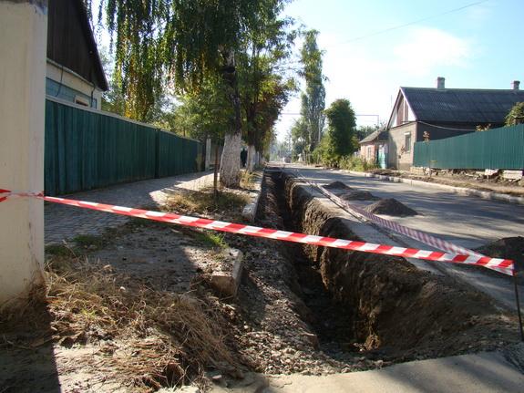 asfalt-4 В Рени дожди спровоцировали провалы нового асфальтового покрытия на двух отремонтированных улицах