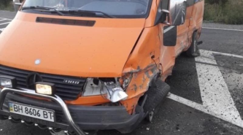 avariya-podd-Izmailom В результате серьезного ДТП на трассе под Измаилом пострадало 3 человека