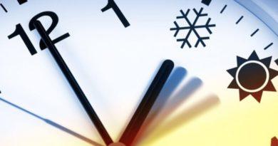 Сегодня ночью Украина перейдет на зимнее время. Возможно в последний раз