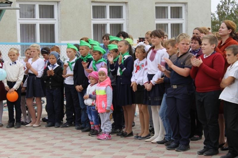 img_4403 Покруче чем в некоторых городах: в селе Арцизского района открыли новую группу в дошкольном подразделении УВК