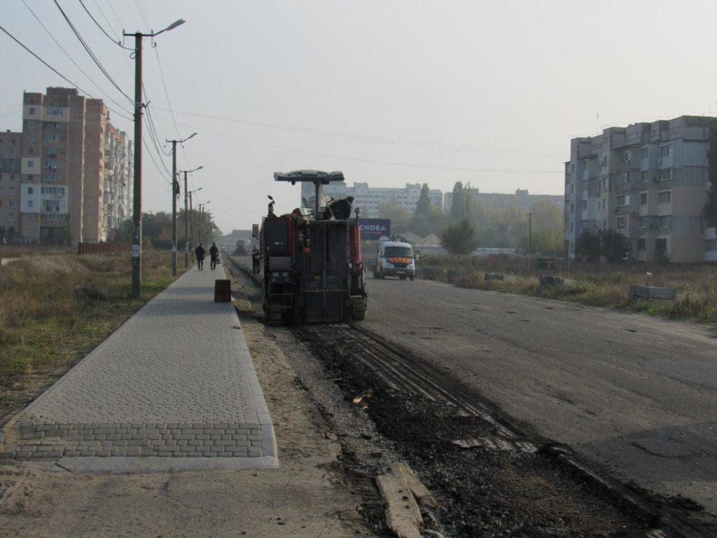 В Белгороде-Днестровском приступили к капитальному ремонту улицы Тимчишина