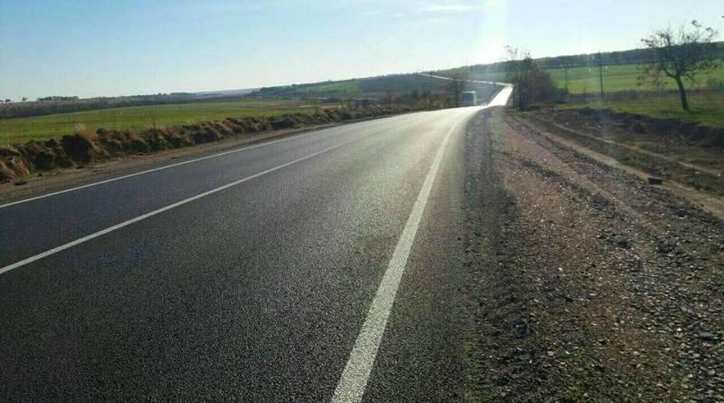 1-2-1 Ремонт трассы Одеса-Рени: на большинстве участков работы завершены или выходят на финишную прямую