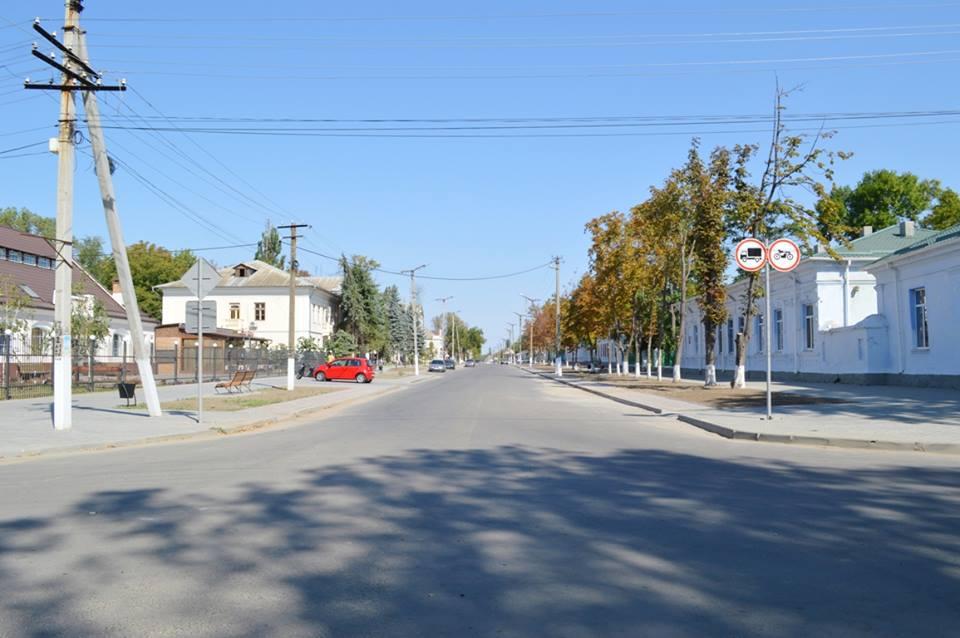 21430419_938735146264947_8502088106270628211_n Как изменилась всего за год центральная улица Килии (фотофакт)