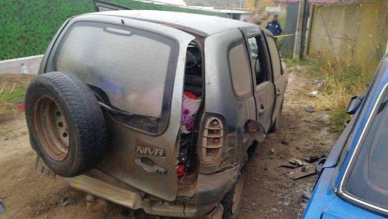 23172962_509072709450140_890827791105266177_n В Маяках в результате взрыва автомобиля погиб человек