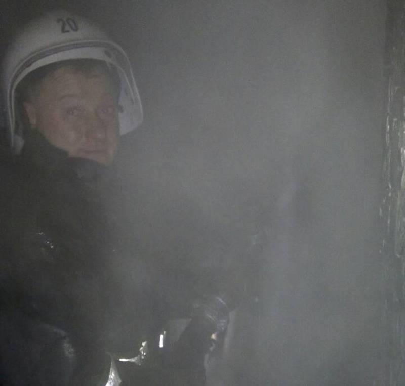 23462346 Утренний пожар в Измаиле: сгорела сауна