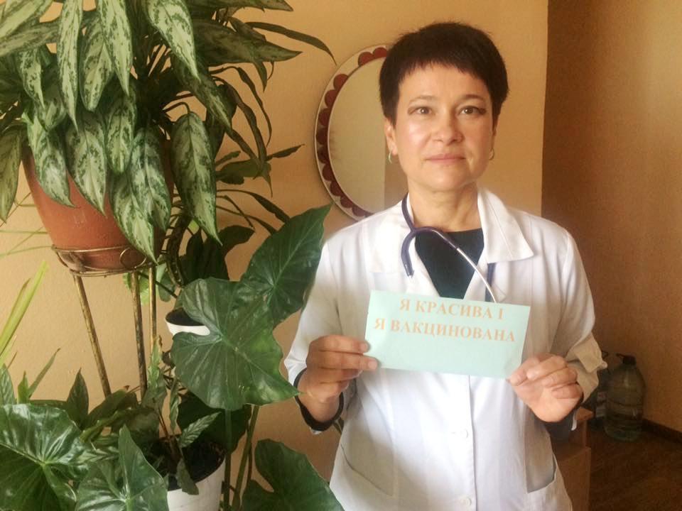 23472809_1041277062679726_1438178328792831173_n В Килийском роддоме вакцинируют беременных от гриппа и поддерживают всеукраинский флешмоб