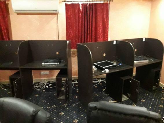 В одном из заведений Белгород-Днестровского правоохранители «накрыли» игорный бизнес