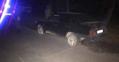 В Измаиле нашли автомобиль предполагаемых убийц фермера в Старой Некрасовке