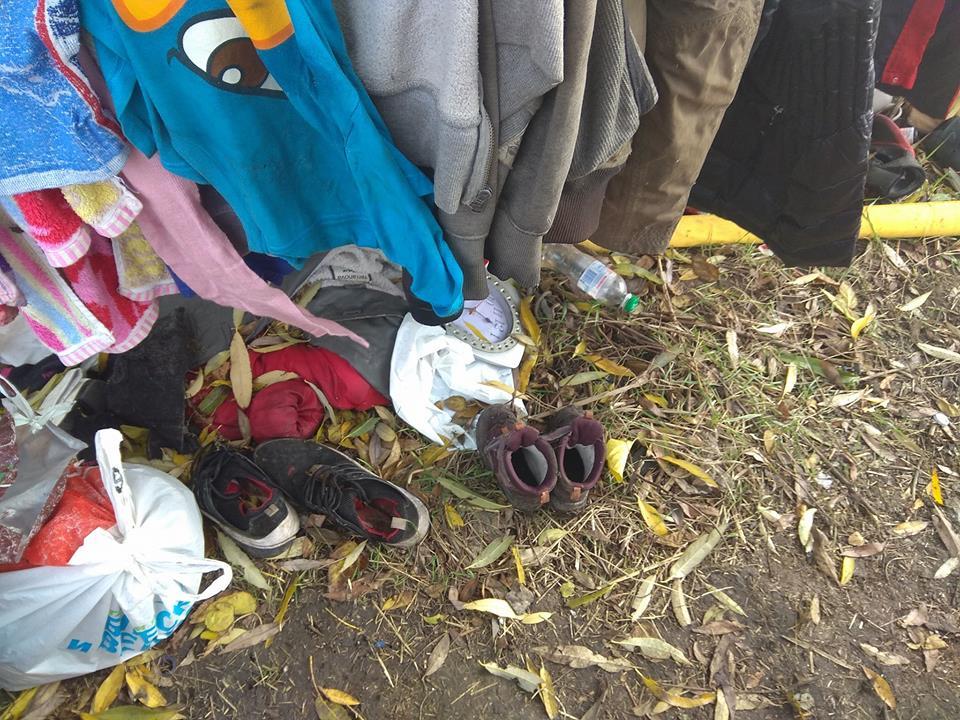 «Было скучно»: веселая мать с маленькими детьми сбежала из приюта и поселилась в палатке в поле под Одессой