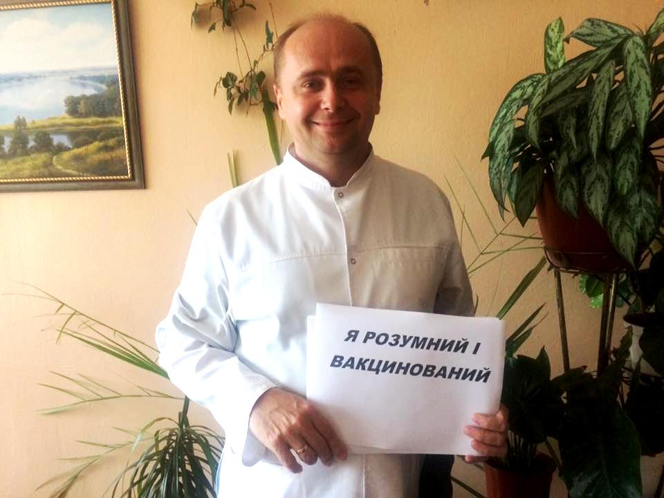23658379_1041276996013066_7490048837594030170_n В Килийском роддоме вакцинируют беременных от гриппа и поддерживают всеукраинский флешмоб