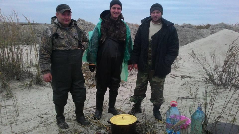 Сотрудникам НПП «Тузловские лиманы» удалось соединить лиман Шаганы с Черным морем