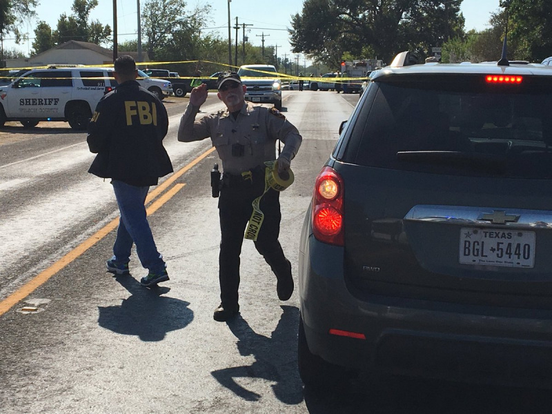 3 Кровавый террор в церкви в Техасе: 26 человек убиты, 20 ранены