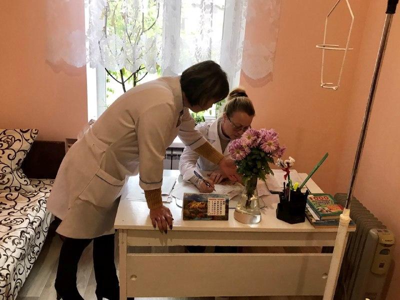 В Саратском районе модернизировали амбулаторию - ее открывал сам губернатор