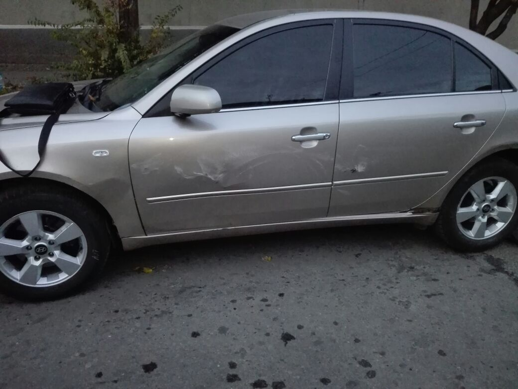 32462346 В Измаиле неустановленный водитель совершил ДТП с припаркованным автомобилем и скрылся с места происшествия