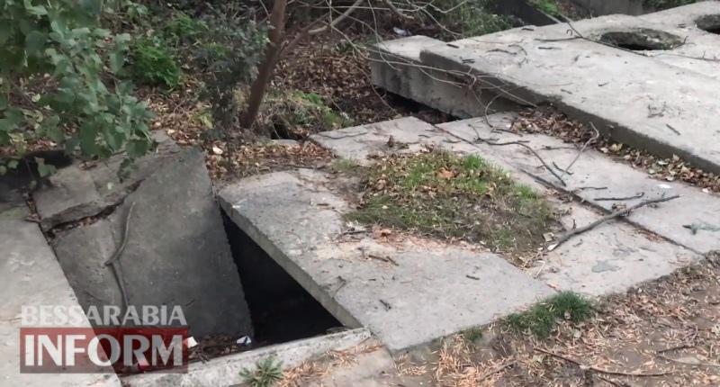 59fae823de151_555 В Измаиле восстанавливают городскую ливневую канализацию