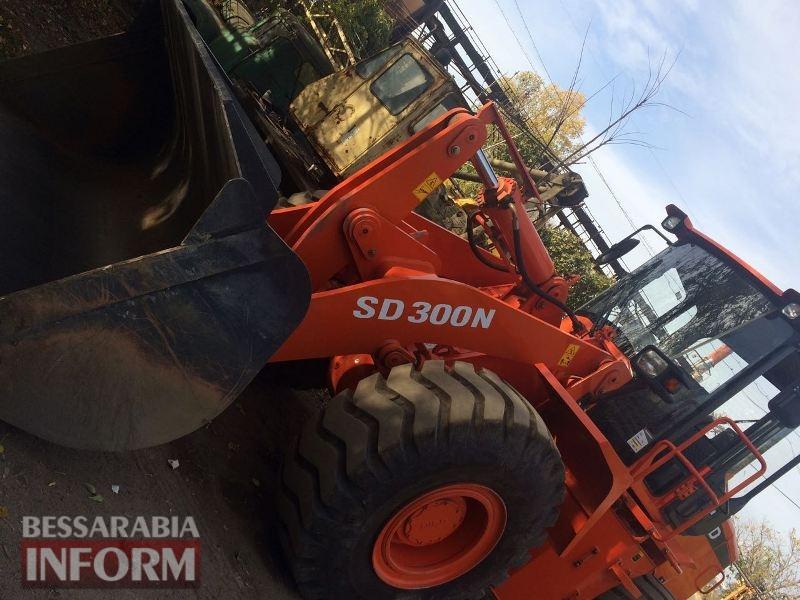 59fb262763336_5877 Бессарабия: «железная армия» дорожной компании  «Евродор» готовится к борьбе со снежной стихией