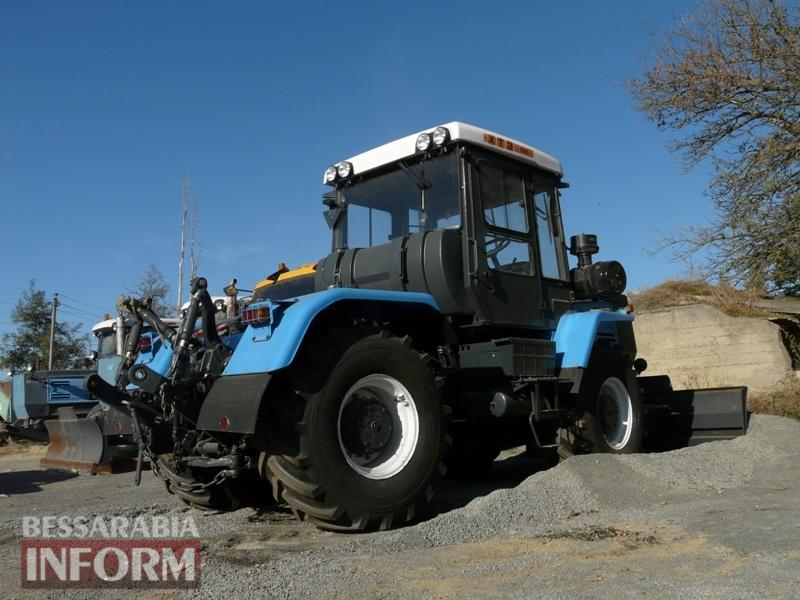 59fb26312a54c_P1140445 Бессарабия: «железная армия» дорожной компании  «Евродор» готовится к борьбе со снежной стихией