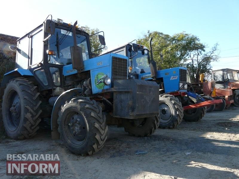 59fb263e2617c_P1140450 Бессарабия: «железная армия» дорожной компании  «Евродор» готовится к борьбе со снежной стихией