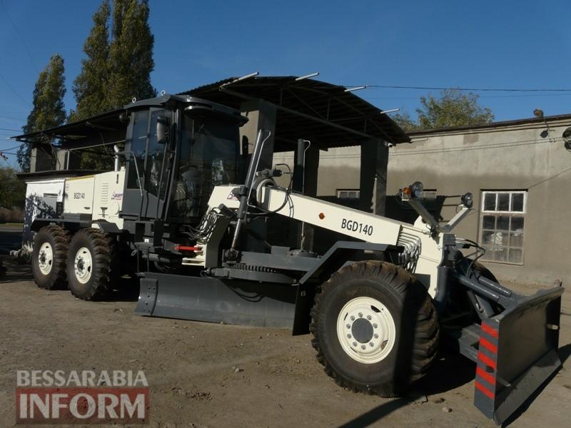 59fb277fb8c7c_P1140466 Бессарабия: «железная армия» дорожной компании  «Евродор» готовится к борьбе со снежной стихией