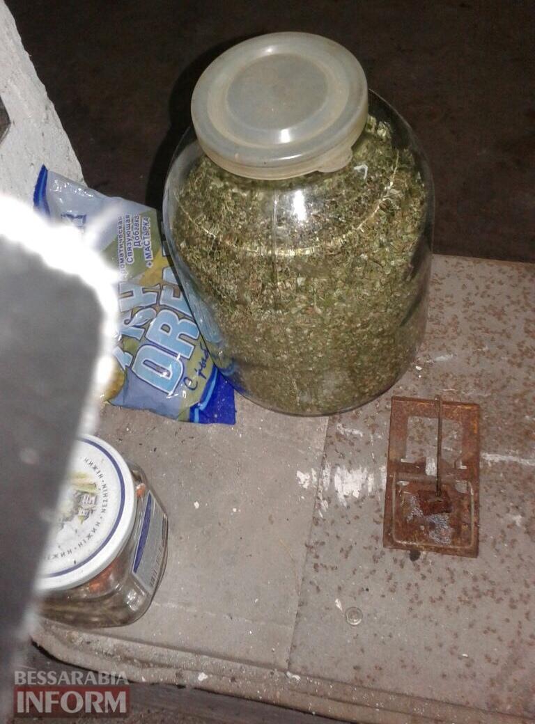 59ff162e87bc9_346346 Стали известны подробности вчерашней спецоперации СБУ в центре Измаила: обнаружено оружие и нарколаборатория