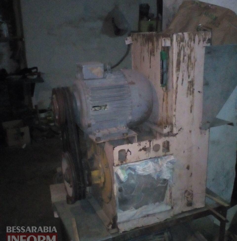 59ff162eeb52f_6780789067 Стали известны подробности вчерашней спецоперации СБУ в центре Измаила: обнаружено оружие и нарколаборатория