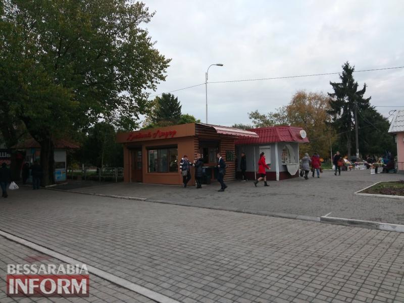 5a05d8d4e4468_P71110-161145 В Измаиле подвинут бутики, захватившие территорию Центрального сквера