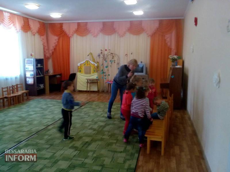 Теперь не страшны даже лютые морозы: старонекрасовский детский сад на Измаильщине «одели» в «теплую шубу»