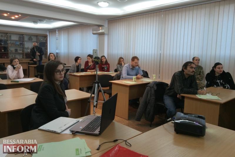 Диалог не состоялся: в Измаиле на семинар о взаимодействии граждан и полиции правоохранители не пришли