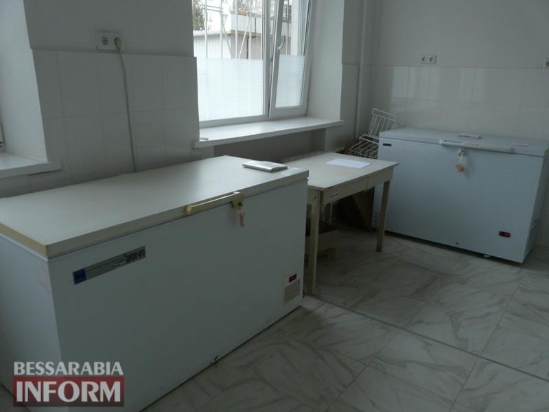 Измаил: станция переливания крови переехала в здание поликлиники по Клушина
