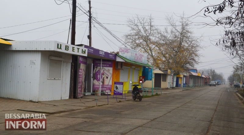 В Килии планируют реконструировать участок улицы, на которой расположены Центральный рынок и автостанция