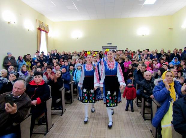 Как новенький: в селе Тарутинского района после реставрации открыли обновленный Дом культуры