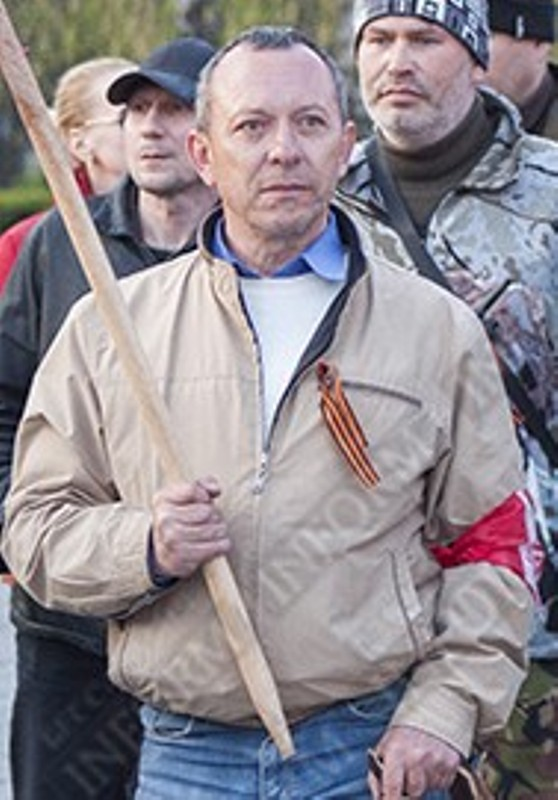 Член сепаратистской организации «Измаильская Дружина» воюет на стороне ДНР