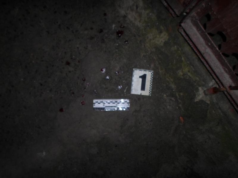 SAM_3970 В Измаиле в результате конфликта, переросшего в драку, убит молодой мужчина