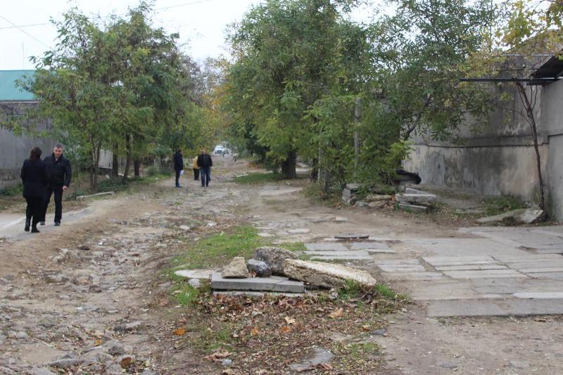 Монолитным бетоном по бездорожью: улицу Болгарскую в Аккермане ожидает капремонт