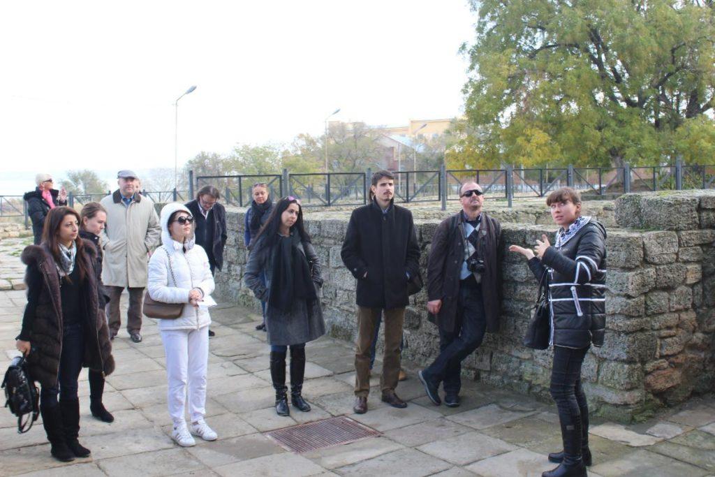 Мэрия Аккермана с целью налаживания туристического потока пригласила в город венгерских туроператоров
