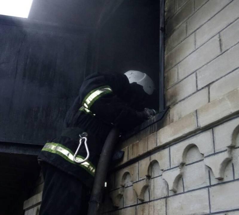 viber-image-6 Утренний пожар в Измаиле: сгорела сауна