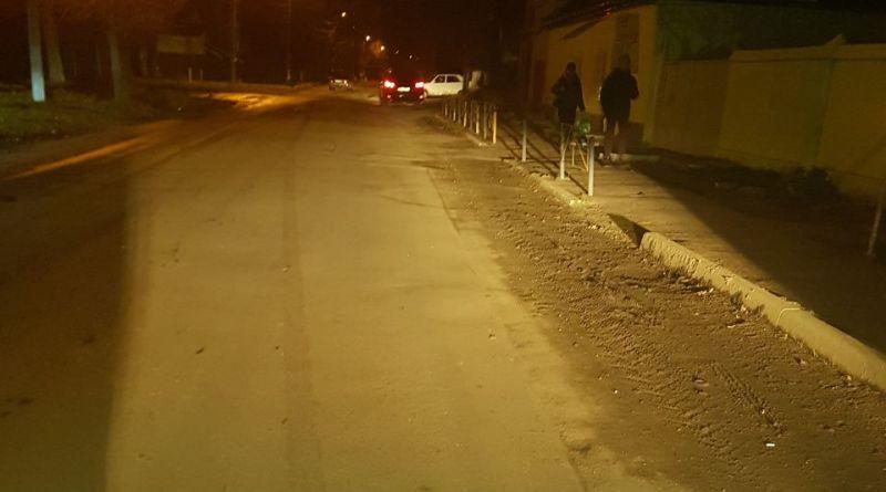 12351235123532 Измаильские полицейские за 40 минут нашли водителя, который сбил велосипедиста и скрылся с места ДТП